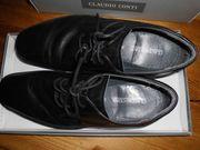 Herrenschuh SCHUHE 44 schwarz Sneaker