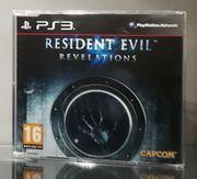 Resident Evil Revelations PS3 Promo