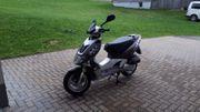 Motorroller Kymco super 9