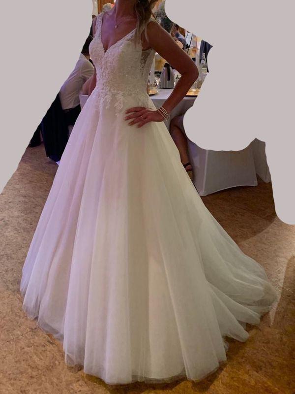 Wunderschönes Hochzeitskleid zu verkaufen