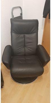 TV Sessel mit Fußableger Sehr