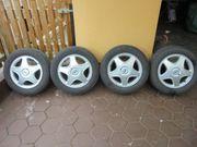 4 Opel Astra G Alufelgen