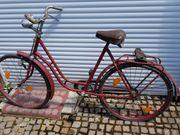 Oldi Deko Fahrrad