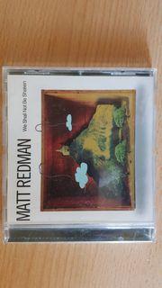 CD MATT REDMAN We Shall