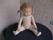 Käthe Kruse Puppe Mädchen
