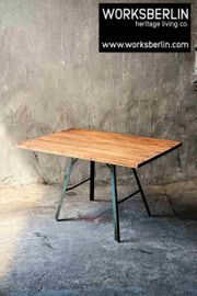 Keiner vintage Tisch aus Stahl