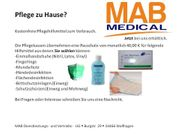 Kostenfreie Pflegehilfsmittel - Jetzt informieren