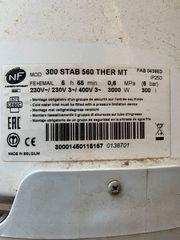 3x 300 Liter Warmwasserboiler 300