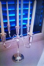 Kerzenleuchter 5-armig neu