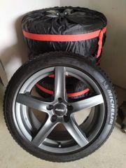 Winterreifen Michelin Alpin5 205 50r17