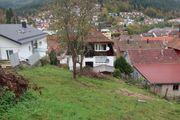Bad Wildbad Gartengrundstück 400 Quadratmeter