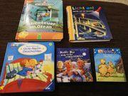 5 x Kinderbücher mit Die