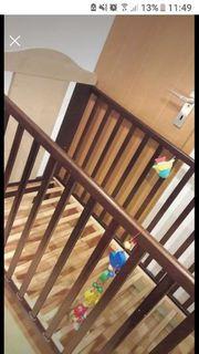 Baby und Kinderbett Bärchen