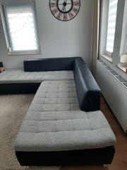 Sofa Wohnlandschaft zu verschenken