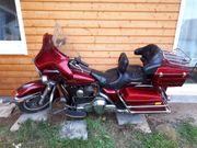 Harley Davidson FLHTC Electra Glide