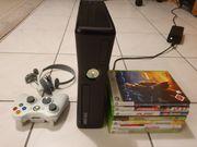 XBOX 360 mit Controller und