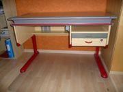MOLL Schüler-Schreibtisch mit original Stuhl