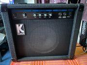 Verstärker von Kustom Bass-Verstärker