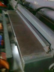 Schechtl Tafelschere SJS5 - Blech Schneidmaschine
