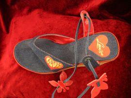 Kult-Schuh Levis-Sandalen Gr 38 Keilabsatz: Kleinanzeigen aus Berlin Mitte - Rubrik Schuhe, Stiefel