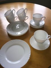 Frühstücks-Service Kaffee-Service