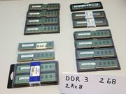 DDR3 je 2GB 2Rx8 - DDR3