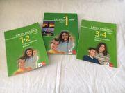 Englisch Schulbuch und grammatisches Beiheft