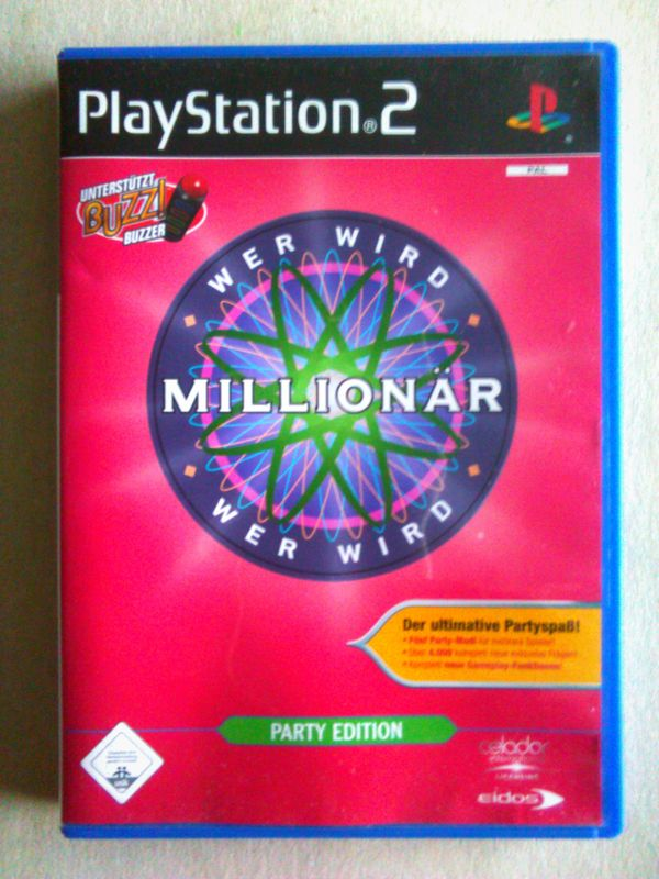 Wer wird Millionär Party Edition