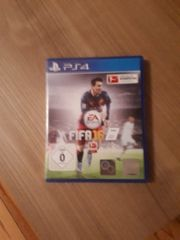 PS 4Spiel Fifa 16