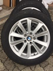 Winterreifen 225 55 R17 BMW