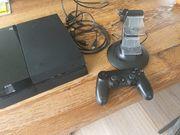 PS4 mit 1 Controller und