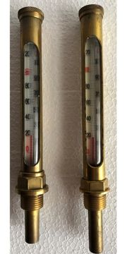 Heizungsthermometer Maschinenthermometer 120 °C