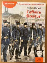Hoer-CD Audiolib L affaire Dreyfus -