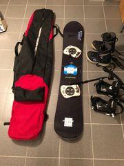 153 Snowbard Tasche K2 Schuhe