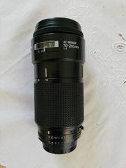 Nikon Zoomobjektiv
