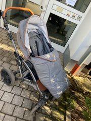 Kinderwagen von Knorr-Babj