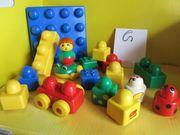 Lego Primo G Platte Frosch