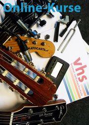 Gitarre Ukulele - ONLINE Kurse mit