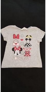 Minnie Mouse Shirt Gr 98