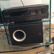 Soundanlage komplett Yamaha Canton
