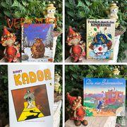 Das Grüffelo-Kind Kador etc Kinderbücher