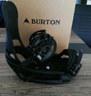 Burton Bindung Cartel EST