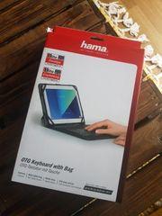 OTG Hama Tastatur Tasche zu