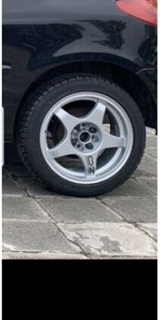 Michelin mit OZ Felgen Top