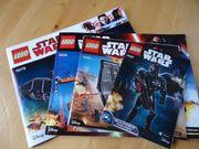 Schöne Lego Star War Sammlung