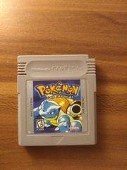 Pokemon - Blaue Edition US-Version