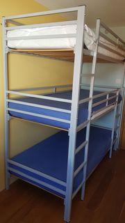 Neuwertiges 3er Stockbett