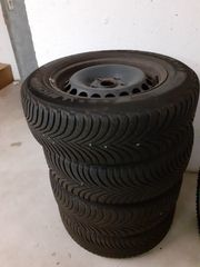 4x Michelin 195 65 R15