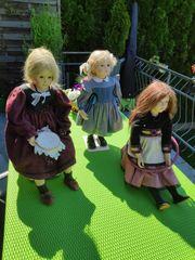 Standpuppen Puppen Sammlerpuppen