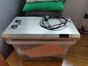 ATI Sunpower 6x24 Watt dimmbar